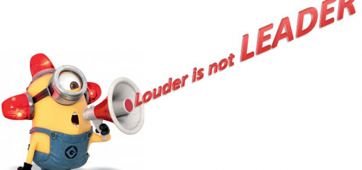 Loud is not Leader