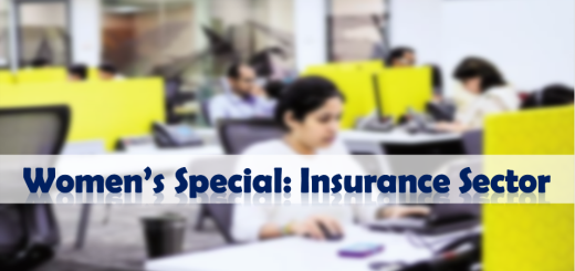 Women's Special_Insurance Sector